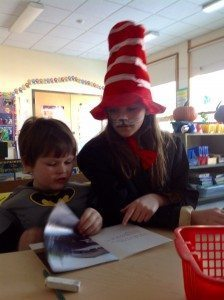 Read with the Cat in the Hat!